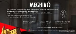Meghivo OKK